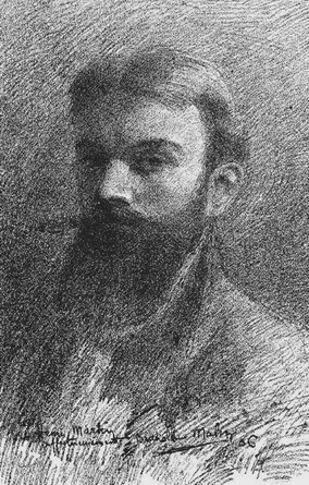 H. M. Barzun by Berthold Mahn