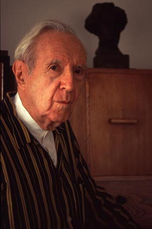 photo of Jacques Barzun by Mike Greenberg