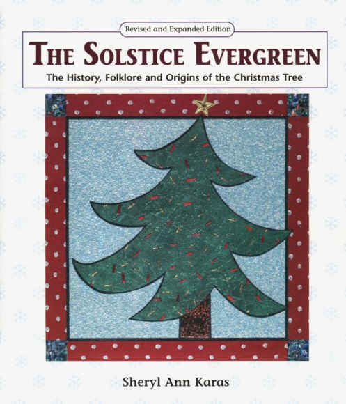 Book Cover: Solstice Evergreen