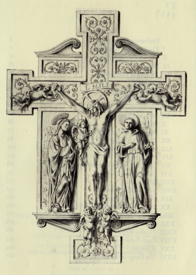 The Rougham Crucifix